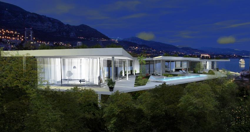 Villa MONACO by Vielliard & Fasciani