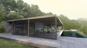 Maison contemporaine Luberon