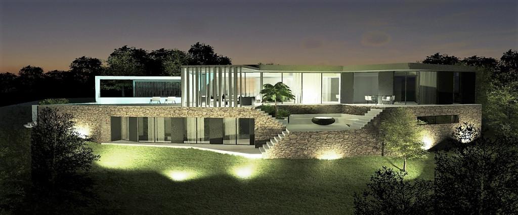 Rénovation maison aix en provence 13