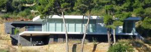 Villa contemporaine cassis