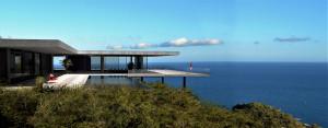 Villa contemporaine design cabinet d'architecture à Cannes cote d'azur