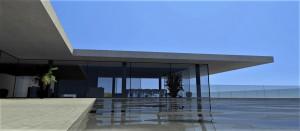 Villa contemporaine vue mer à Cannes cote d'azur - architecte Cannes