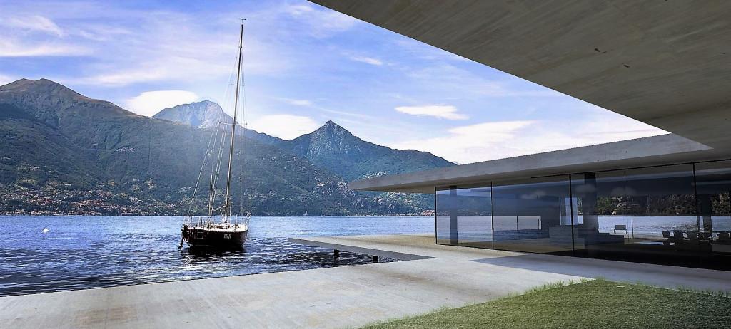 Cabinet d'architecture design des villas modernes Cannes  sur la cote d'azur