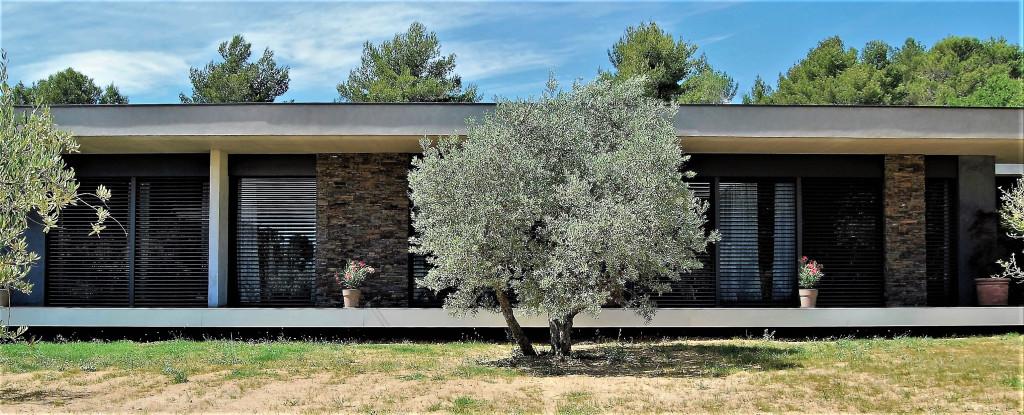 Mison contemporaine Aix en Provence