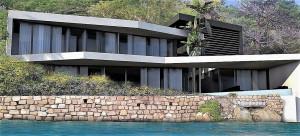 Maison architecte Saint Tropez
