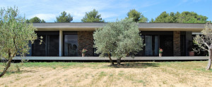 maison contemporaine aix en provence GIANNI FASCIANI
